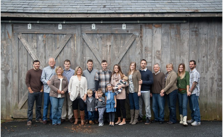 The Johnson & Foster Families.